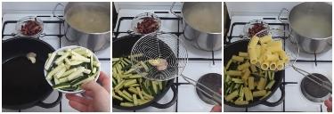 pasta con zucchine e speck, peccato di gola di giovanni 2