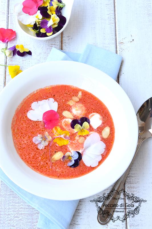 ricetta gazpacho all'anguria, peccato di gola di giovanni 2