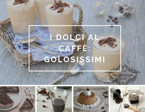 Dolci al caffè: le ricette più golose!
