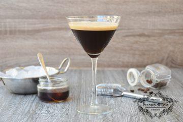 ricetta caffè shakerato, peccato di gola di giovanni