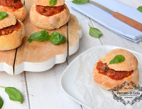 Parmigiana nel panino