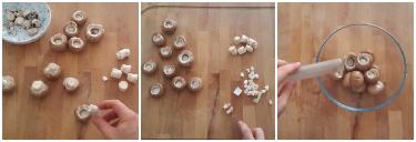 funghi ripieni, peccato di gola di giovanni 1