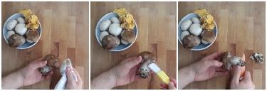 pasta al forno con funghi, peccato di gola di giovanni 1