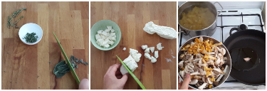 pasta al forno con funghi, peccato di gola di giovanni 3