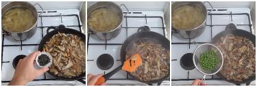 pasta al forno con funghi, peccato di gola di giovanni 4