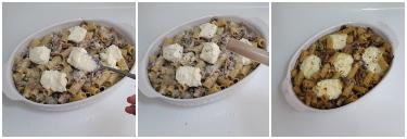 pasta al forno con funghi, peccato di gola di giovanni 7