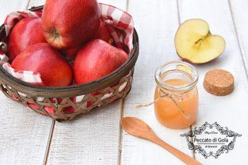 ricetta sciroppo di mele, peccato di gola di giovanni