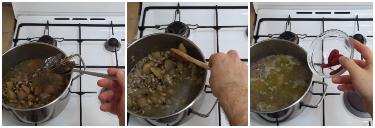 minestra di fagioli e patate, peccato di gola di giovanni 4