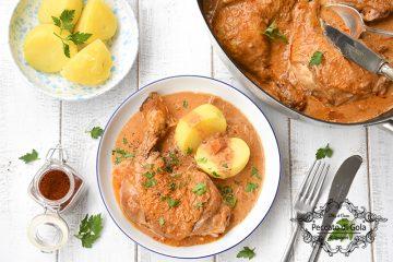 ricetta chicken paprikash alla slovena, peccato di gola di giovanni