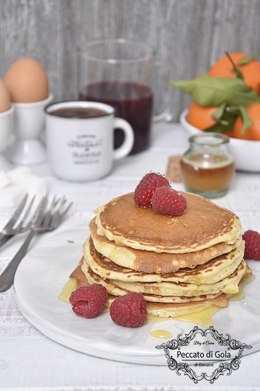 ricetta pancakes, peccato di gola di giovanni 2