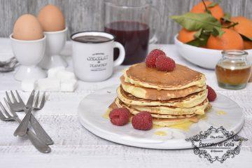 ricetta pancakes, peccato di gola di giovanni