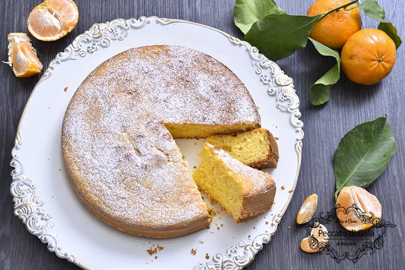 ricetta pan di mandarino, peccato di gola di giovanni