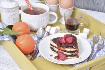 ricetta pancakes di san valentino, peccato di gola di giovanni 1