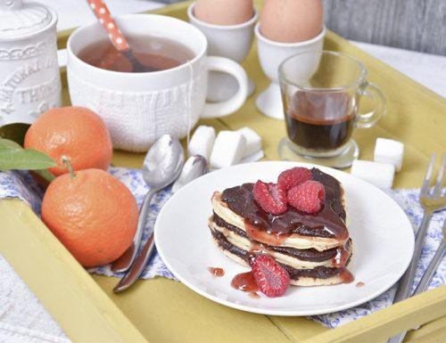 Pancakes di San Valentino