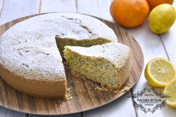 ricetta torta agli agrumi, peccato di gola di giovanni