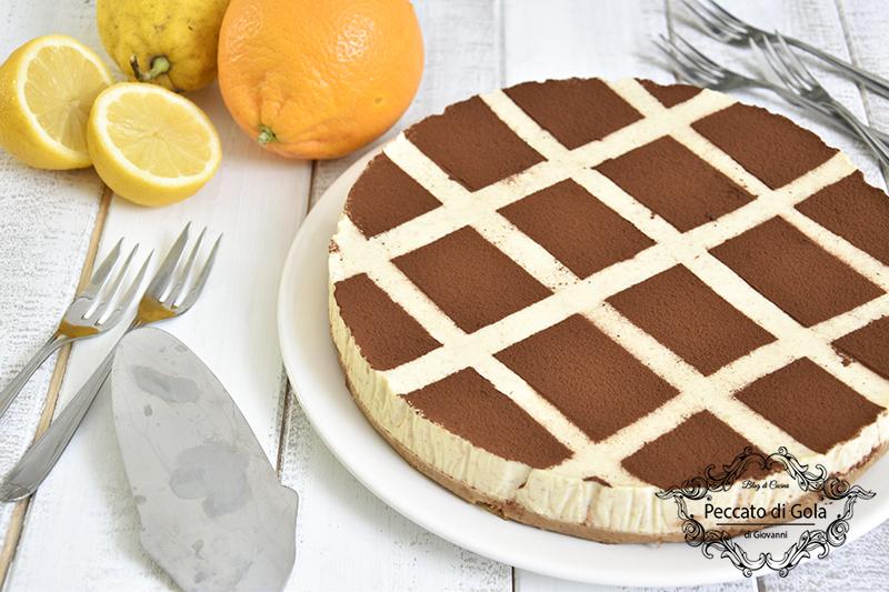 ricetta pastiera cheesecake, peccato di gola di giovanni