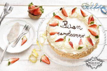 ricetta torta di compleanno, peccato di gola di giovanni