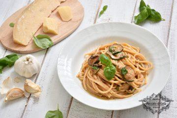ricetta spaghetti alla nerano peccato di gola di giovanni
