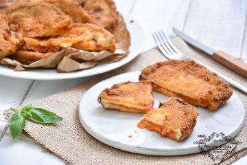 ricetta cotolette di melanzane alla parmigiana peccato di gola di giovanni