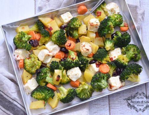 Broccoli al forno