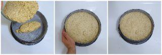 Torta di grano saraceno e confettura di mirtilli rossi peccato di gola di giovanni 5