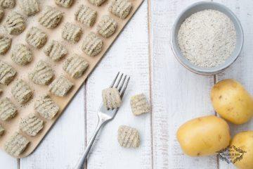 ricetta gnocchi di grano saraceno peccato di gola di giovanni