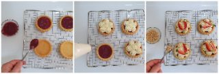 Mini cheesecake senza cottura peccato di gola di giovanni 2