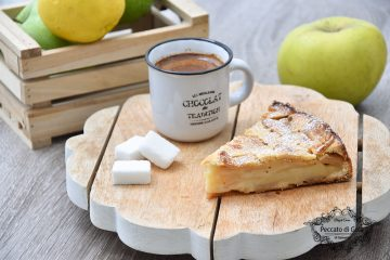 ricetta torta di mele peccato di gola di giovanni