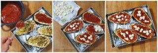Melanzane al forno con mozzarella e pomodoro, peccato di gola di giovanni 4