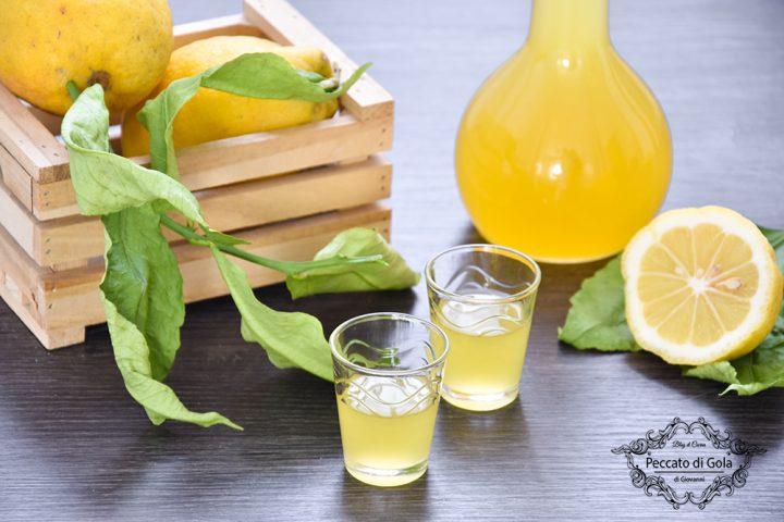 ricetta limoncello peccato di gola di giovanni castaldi 1