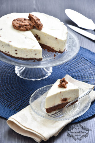 ricetta cookies cheesecake peccato di gola di giovanni castaldi 2