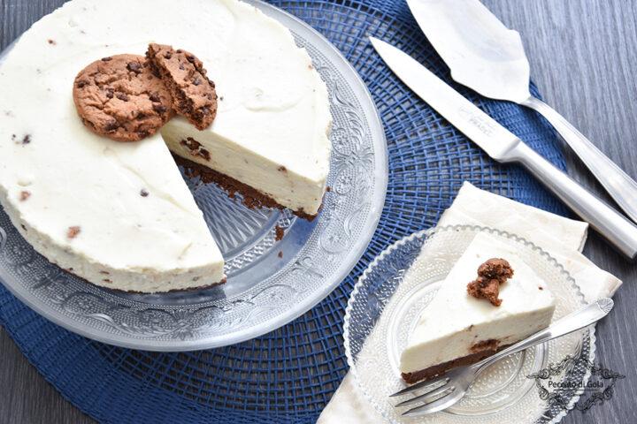 ricetta cookies cheesecake peccato di gola di giovanni castaldi