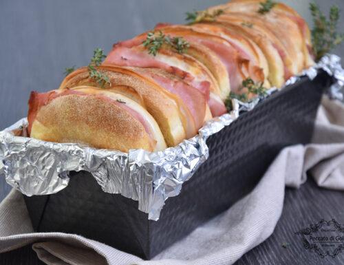 Pane in cassetta farcito