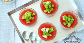 ricetta gelo di pomodoro, peccato di gola di giovanni