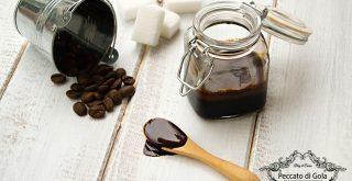 ricetta pasta di caffè, peccato di gola di giovanni