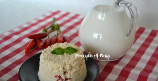 formaggio fresco fatto in casa al peperoncino, peccato di gola