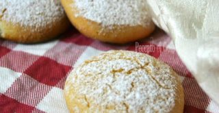 ricetta biscotti con farina di riso, peccato di gola