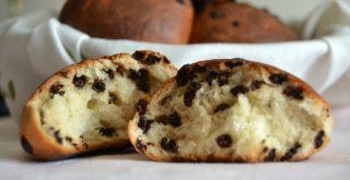 ricetta pan goccioli con lievito madre, peccato di gola