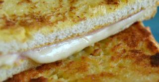 ricetta monte cristo sandwich, peccato di gola