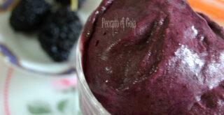 ricetta gelato al gelso, peccato di gola di giovanni