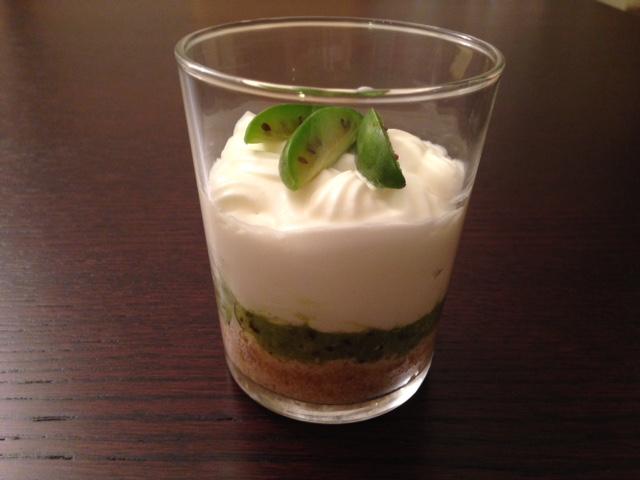 mousse allo yogurt