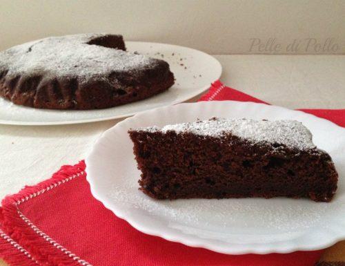 Torta cioccolato e ricotta soffice