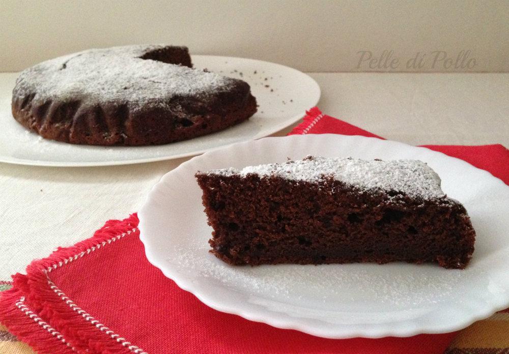 torta cioccolato e ricotta