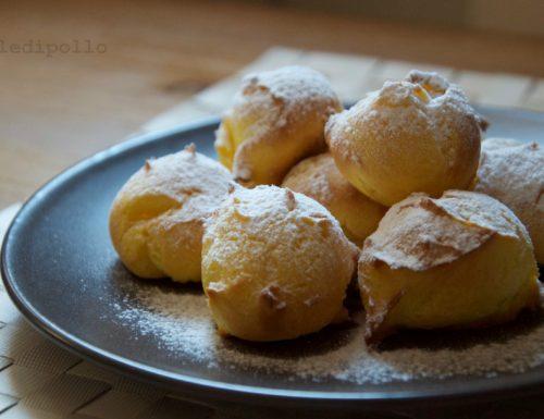 Frittelle di Carnevale al forno