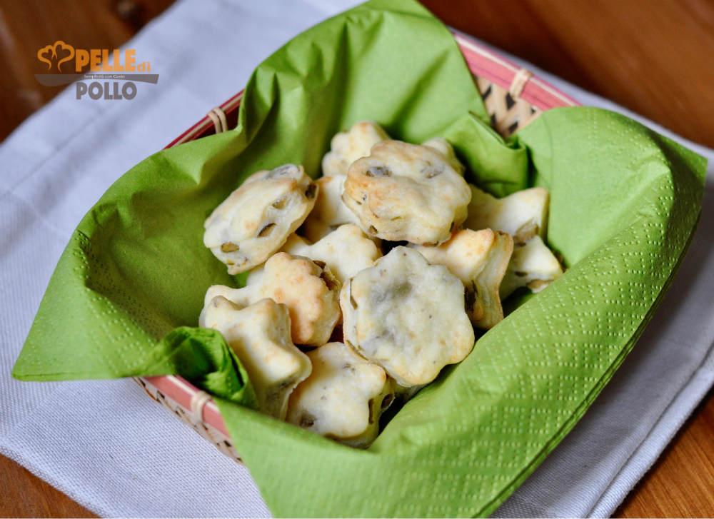 biscotti salati