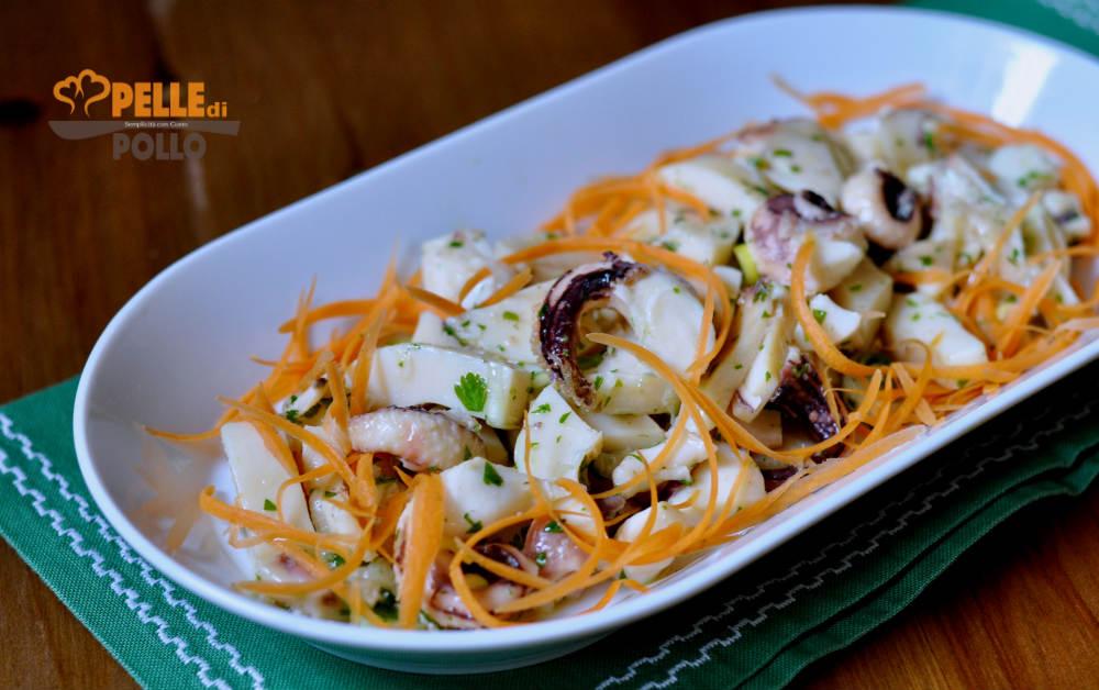 Seppie in insalata