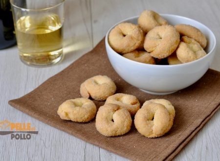 Tarallini dolci al vino bianco