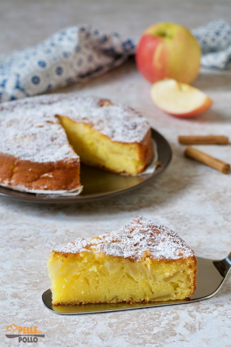 torta di mele semplicissima