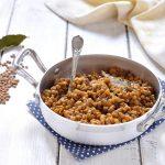 Lenticchie in umido - ricetta semplice