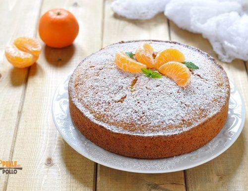 Torta alle clementine soffice e semplicissima